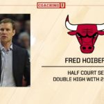 PLAYBOOK: Fred Hoiberg – Chicago Bulls – Double High