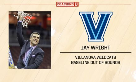 Playbook: Jay Wright – Villanova BOB