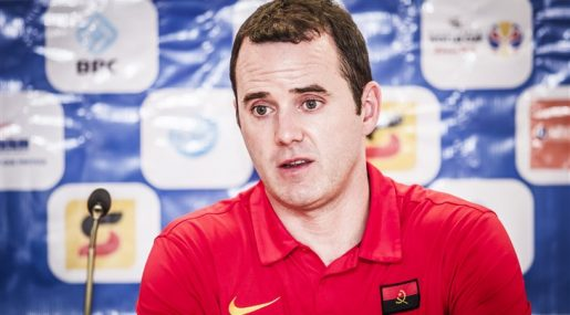 Will Voigt, Angolan National Team Head Coach