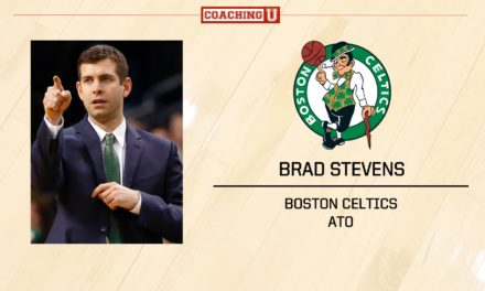 Playbook: Brad Stevens – Boston Celtics – After Time Out