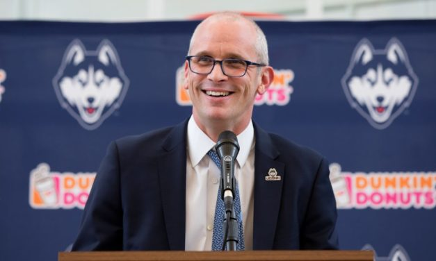 Dan Hurley, UCONN Huskies Head Coach