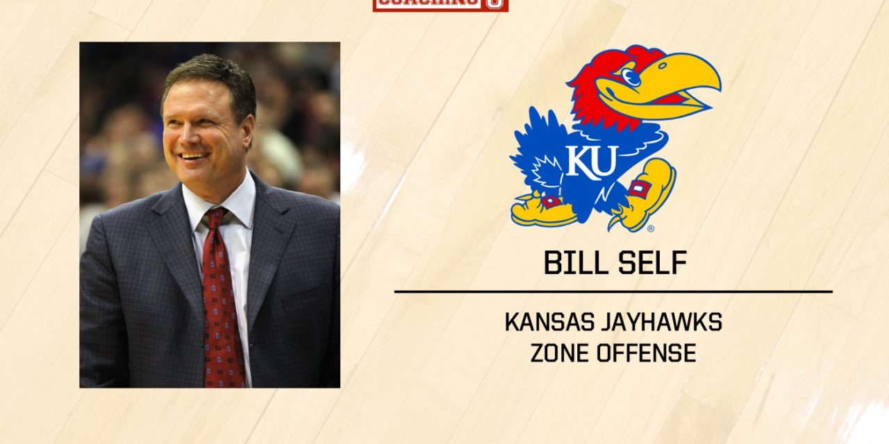 Playbook: Bill Self – Kansas Jayhawks – Zone Offense