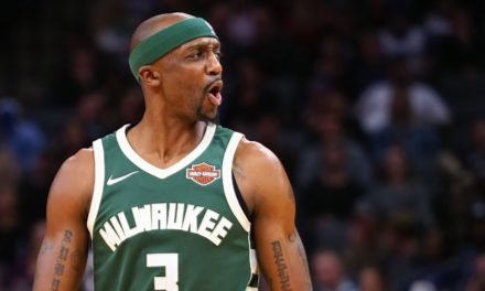 Jason Terry, Milwaukee Bucks