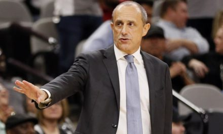 Ettore Messina, San Antonio Spurs Associate Head Coach
