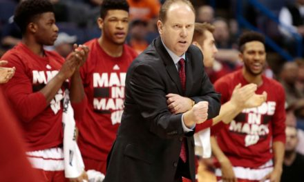 Greg Gard, Wisconsin Badgers Head Coach