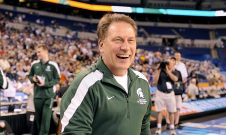Tom Izzo, Michigan State Spartans Head Coach