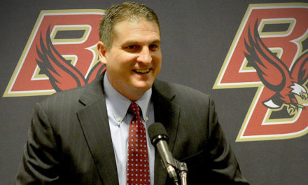 Jim Christian, Boston College Head Coach