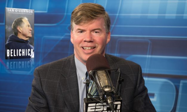 """Ian O'Connor, ESPN Senior Writer & Author of 3 NY Times Bestsellers Including """"Belichick"""""""