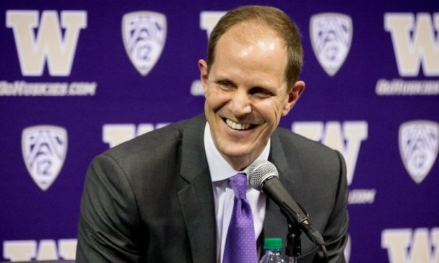 Mike Hopkins, Washington Huskies Head Coach