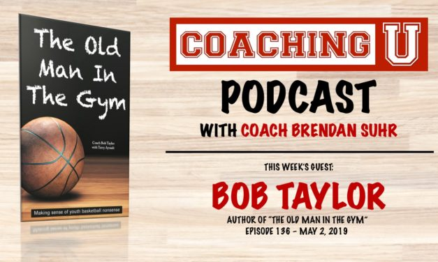 """Bob Taylor, Author of """"The Old Man in the Gym"""""""