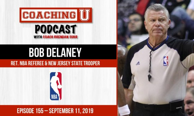 Bob Delaney, Ret. NBA Referee & New Jersey State Trooper