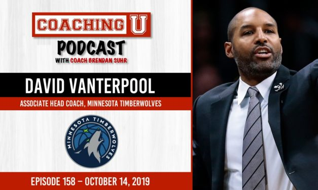 David Vanterpool, Minnesota Timberwolves Associate Head Coach