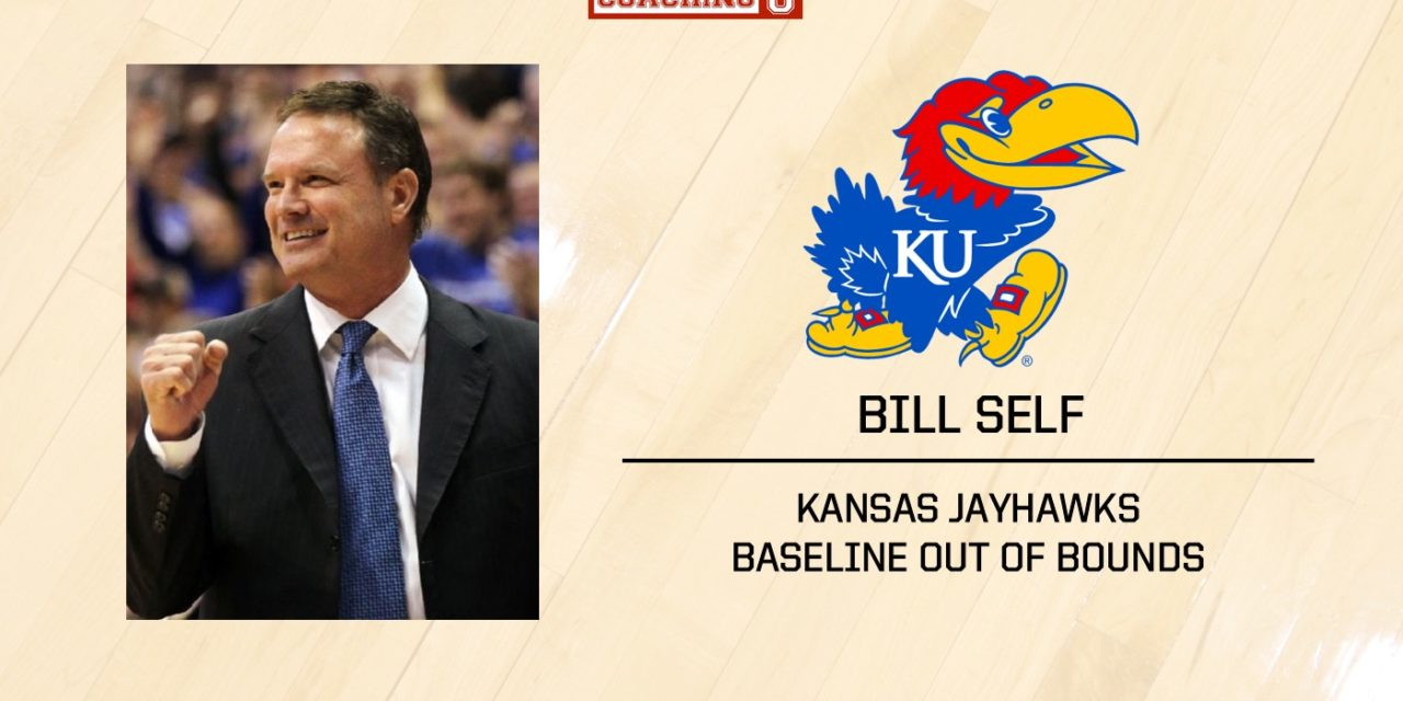 Playbook: Bill Self – Kansas Jayhawks BOB