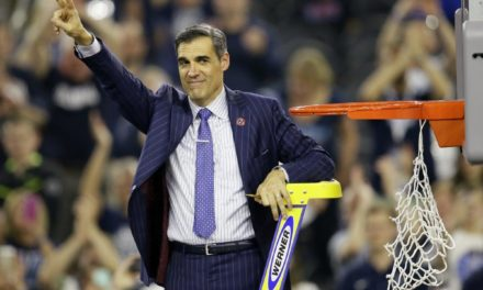 Jay Wright, Villanova Men's Basketball Head Coach