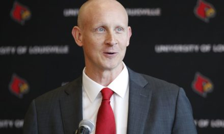 Chris Mack, Louisville Cardinals Head Coach