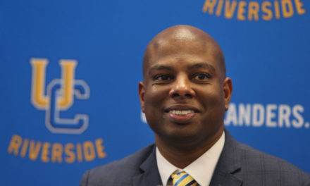 David Patrick, UC Riverside Highlanders Head Coach