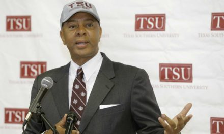 Johnny Jones, Texas Southern Tigers Head Coach
