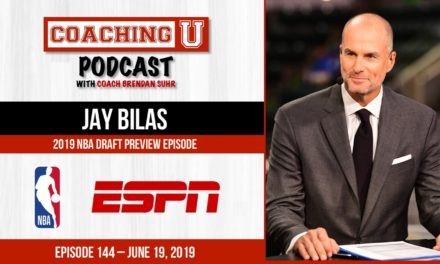 Jay Bilas, 2019 NBA Draft Preview Episode